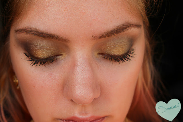 My New Year Beauty Resolutions for 2016 - Greek Goddess Makeup Challenge (Gaea)