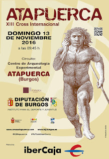 Cross Atapuerca