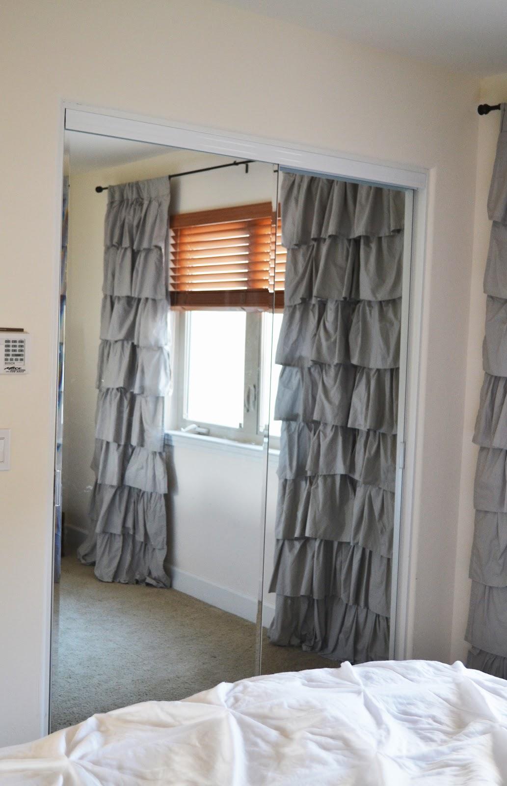 Drapery Panels For Closet Doors