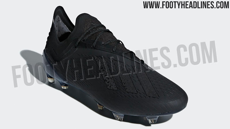 info for 6c31e 3d944 Blackout Adidas X 18  Shadow Mode  Boots Leaked - Footy Headlines