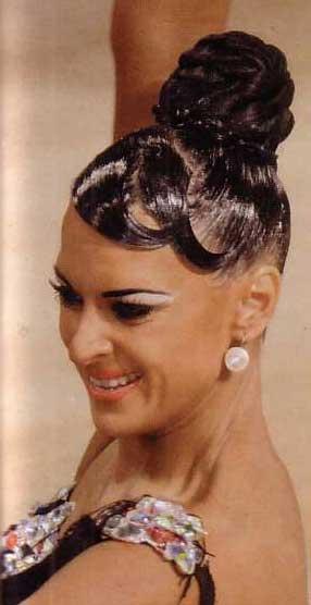 Ballroom Lighting Pic: Ballroom Hairstyles