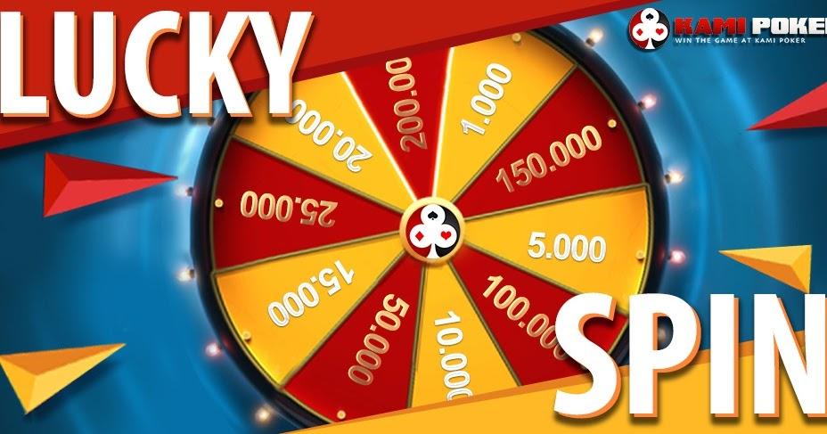 Bonus Lucky Spin Untuk Semua Member Aktif KamiPoker