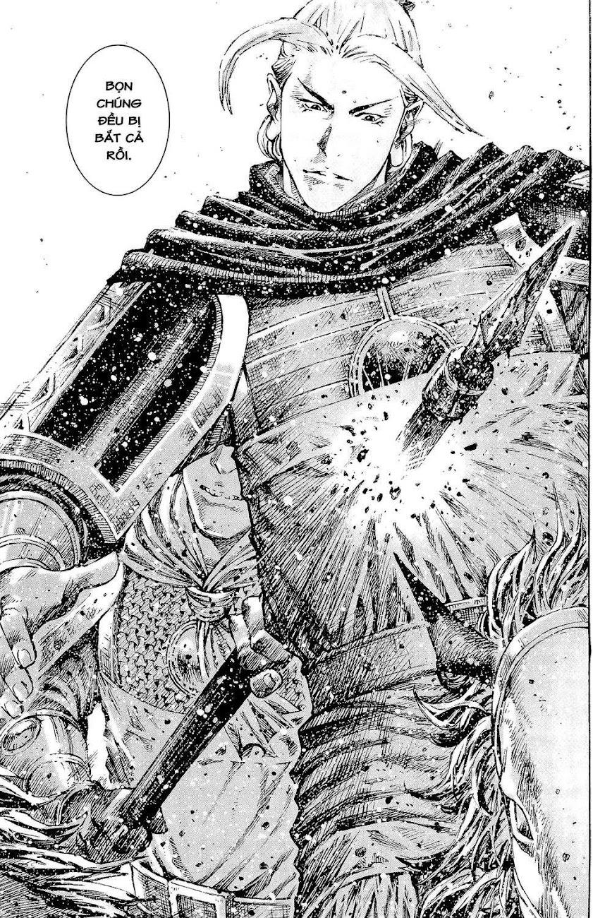 Hỏa phụng liêu nguyên Chương 348: Thiên nhật thần binh [Remake] trang 21