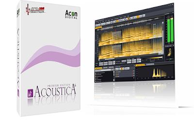 Acoustica Premium - Un editor de audio envolvente !!