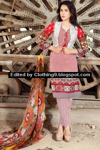 Shariq Midsummer 2015 Collection