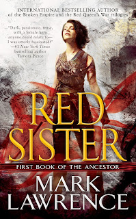 Review of Red Sister by Mark Lawrence