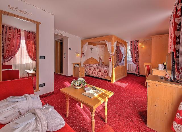 offerta benessere hotel 4 stelle trentino