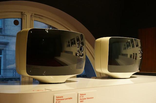 téléviseur portable P 111 Téléavia - 1963 Roger Tallon