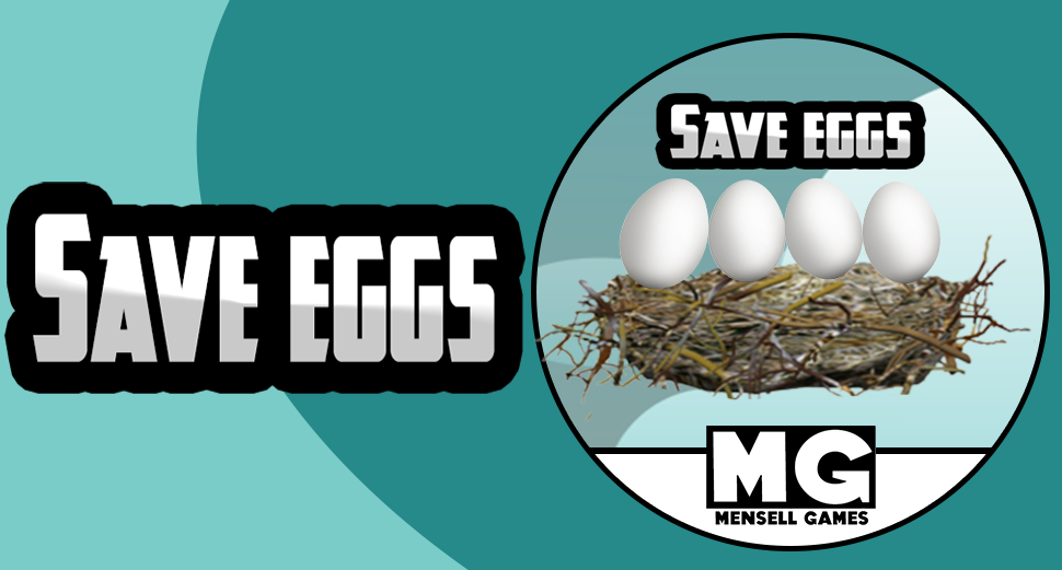 SAVE THE EGGS - IOS X CODE FILE - 1