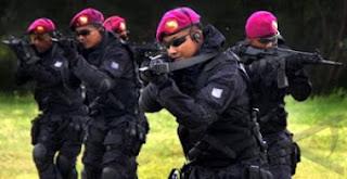 TAIFIB - INTAI AMFIBI MARINIR – Indonesian Marine Force Recon