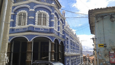 Algunas casas de la epoca previa a la independencia se conservan aún muy bie