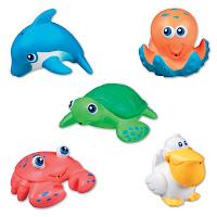 Squirting Sea Buddies Munchkin