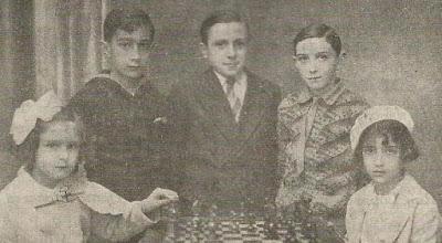 I Campeonato Infantil de Barcelona 1932, equipo del Grupo Escolar Ramón Llull