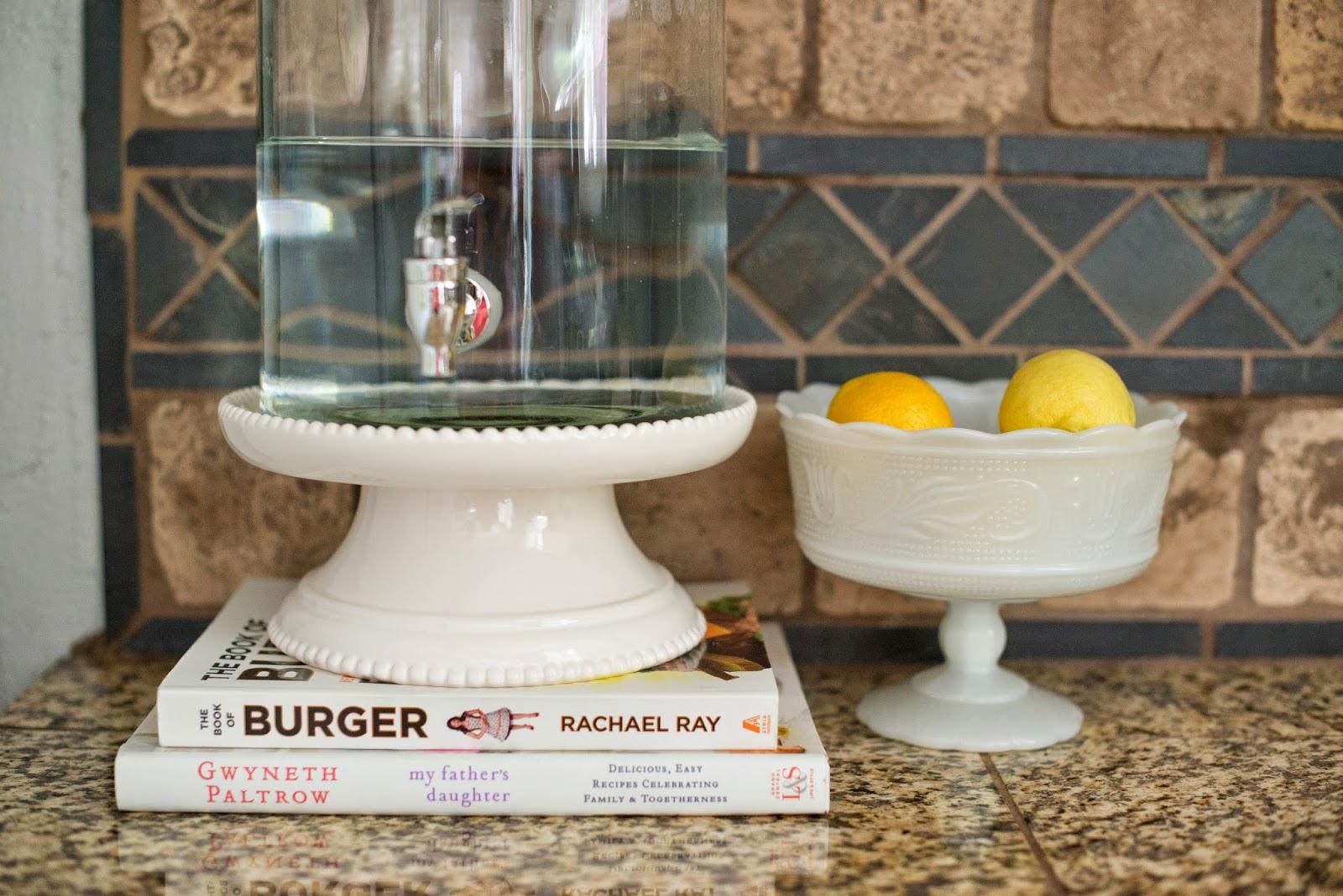 Kitchen Water Dispenser Wood Mode Kitchens Domestic Fashionista Drinking Station