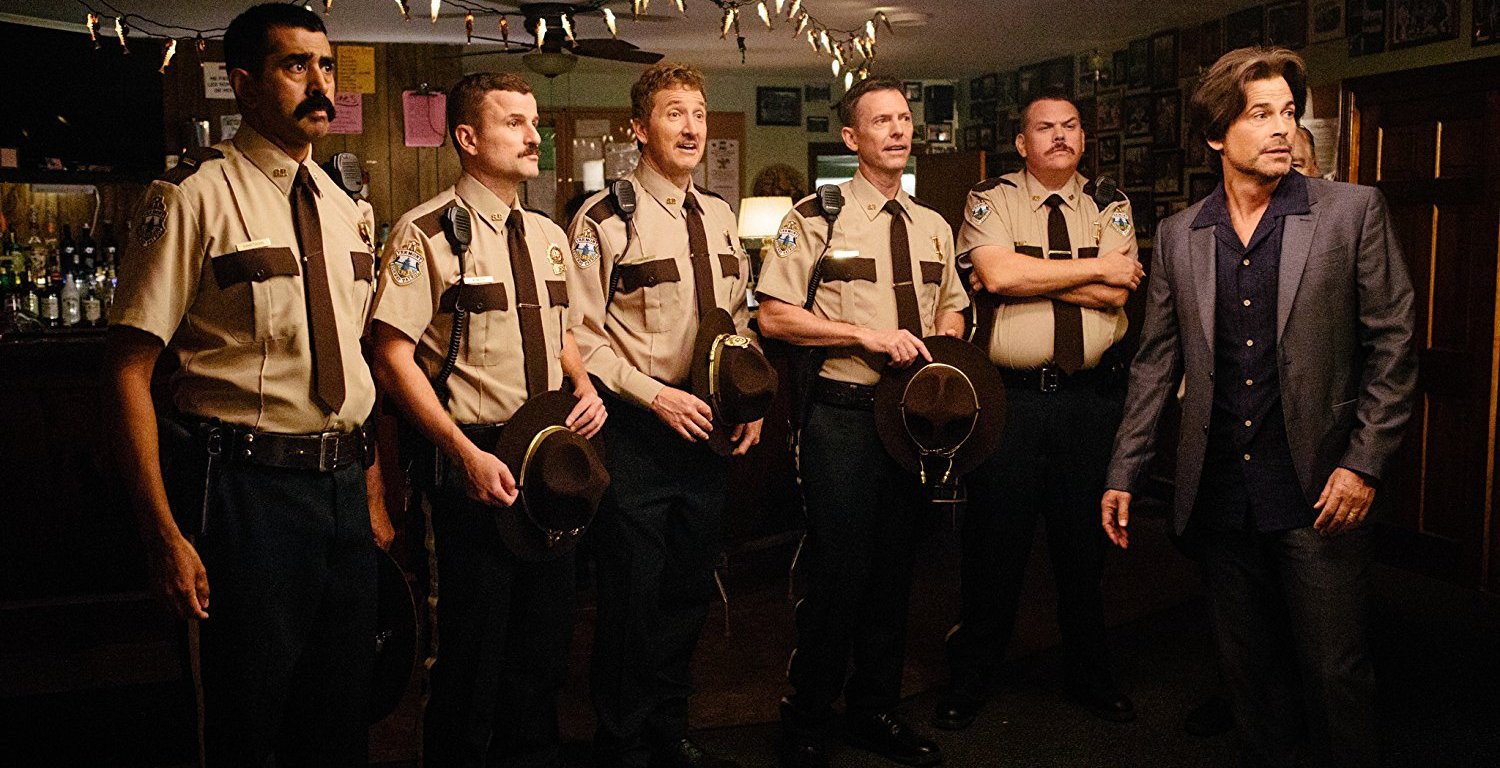 MOVIES: Super Troopers 2 - Review