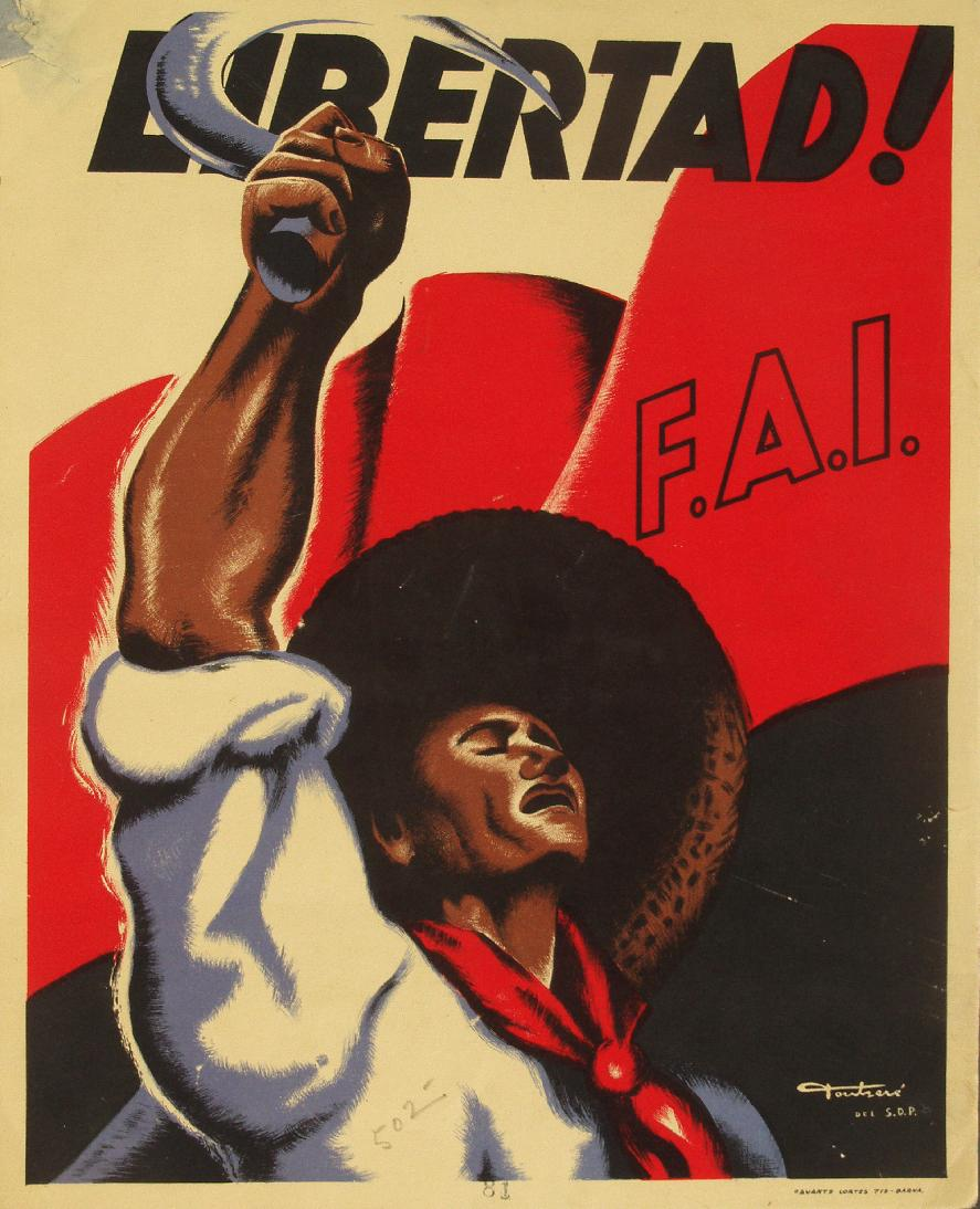 Poster In Spanish Bits And Bobs Spanish Civil War Posters