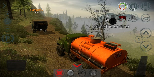 Reduced Transmission HD Apk+Data Free on Android Game Download