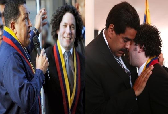 El simpatizante del Chavismo Gustavo Dudamel pide Suspender la Constituyente