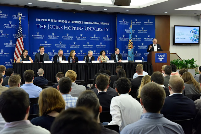 Johns Hopkins SAIS Faculty Panel
