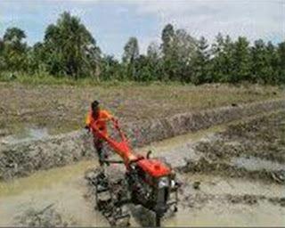 Zeni TNI AD Program Cetak Sawah di Sembilan Provinsi