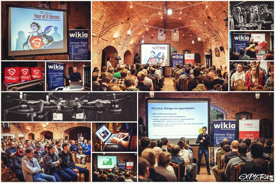 SPARKcamp #8 - 25.02.2016r. Koszalin