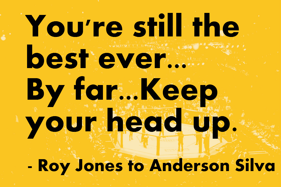 Motivational Quotes With Pictures (many MMA & UFC): Roy
