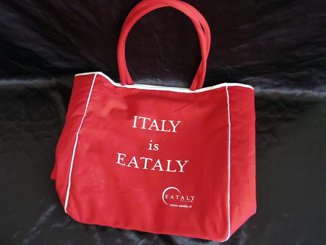 Eatalyローマのトートバッグ
