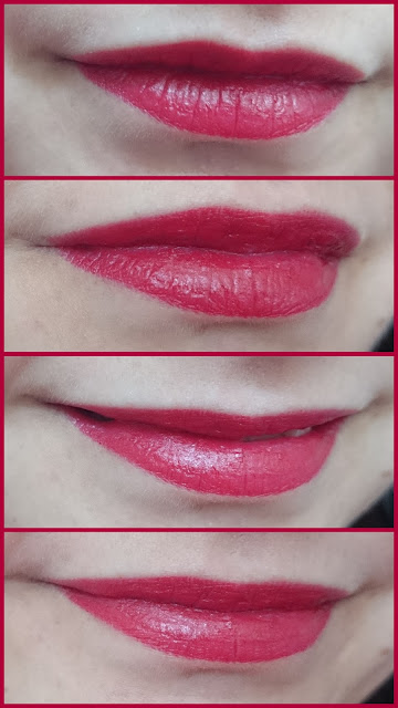 [Beauty] Manhattan All in One Lipstick 560 Ultimate Cherry