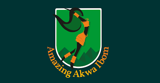 My submission for the tourism brand identity, Amazing Akwa Ibom