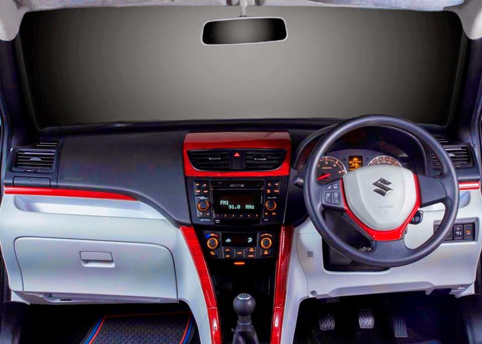 DC Design Modified Maruti Suzuki Swift Revealed   CarNoise