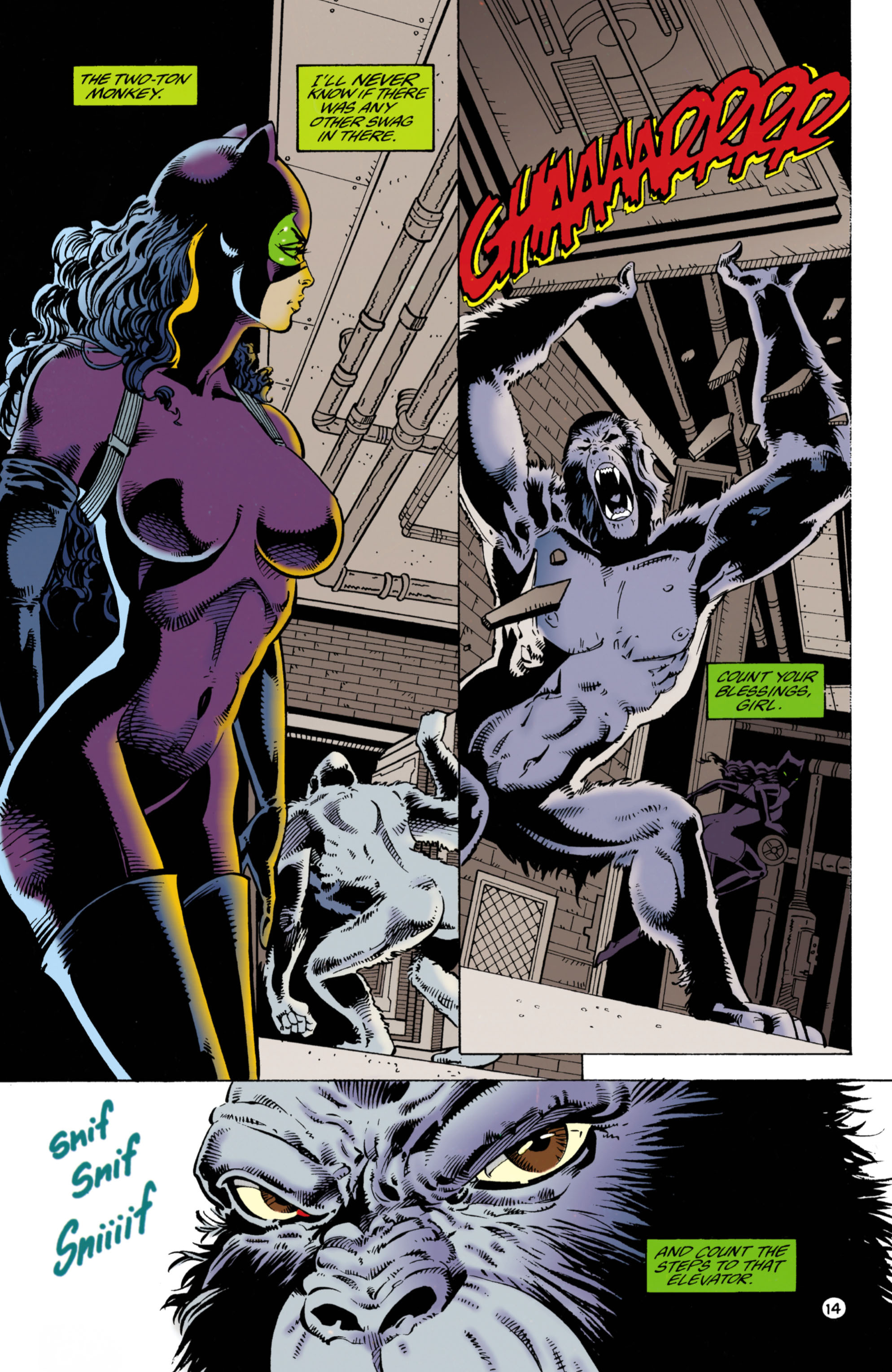 Catwoman (1993) Issue #27 #32 - English 15