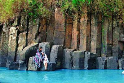 Lokasi Leuwi Jurig Garut Jawa Barat