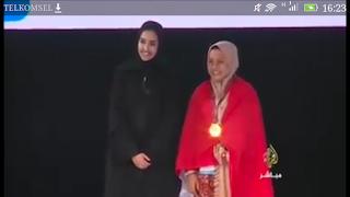 Bangga, Santriwati Indonesia Sabet 4 Gelar Kejuaraan Dunia Debat Bahasa Inggris di Qatar