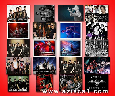 20 Wallpapers Band Musik Avenged Sevenfold