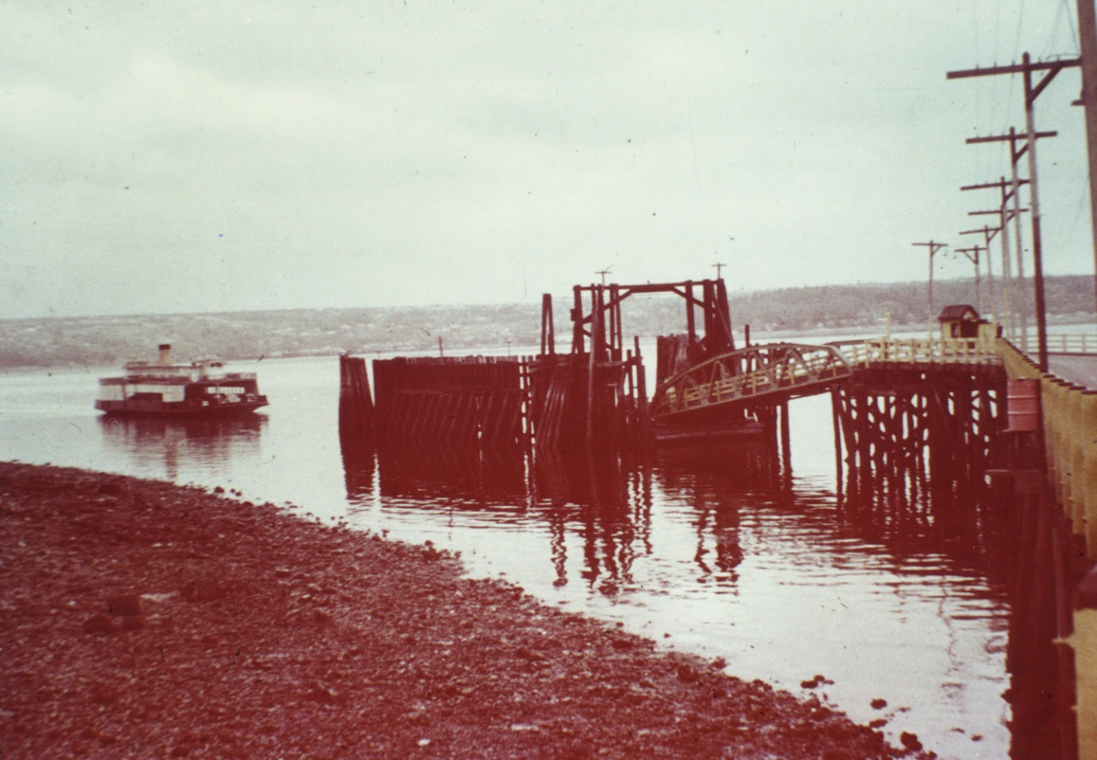 Tacoma Back Pages >> Harbor History Museum Blog: Pt. Fosdick Ferry Landing Opens, June 8, 1928