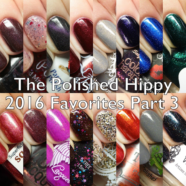 The Polished Hippy's 2016 Favorites Part 3