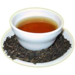 El té semi-negro y Oolong