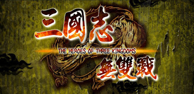 Download Game Android Gratis The Heroes of Three Kingdoms apk