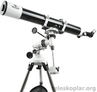 Gskyer eq 80900 teleskop incelemesi