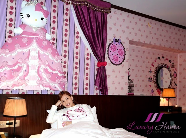 keio plaza hotel hello kitty room luxury haven