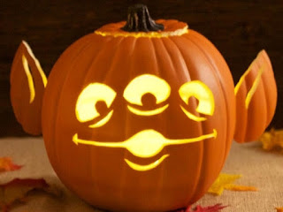 toy story pumpkins fruit carving ideas