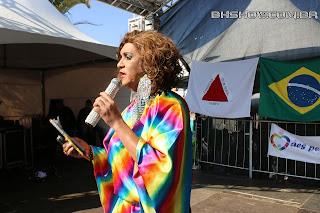 IMG 9793 - 13ª Parada do Orgulho LGBT Contagem reuniu milhares de pessoas