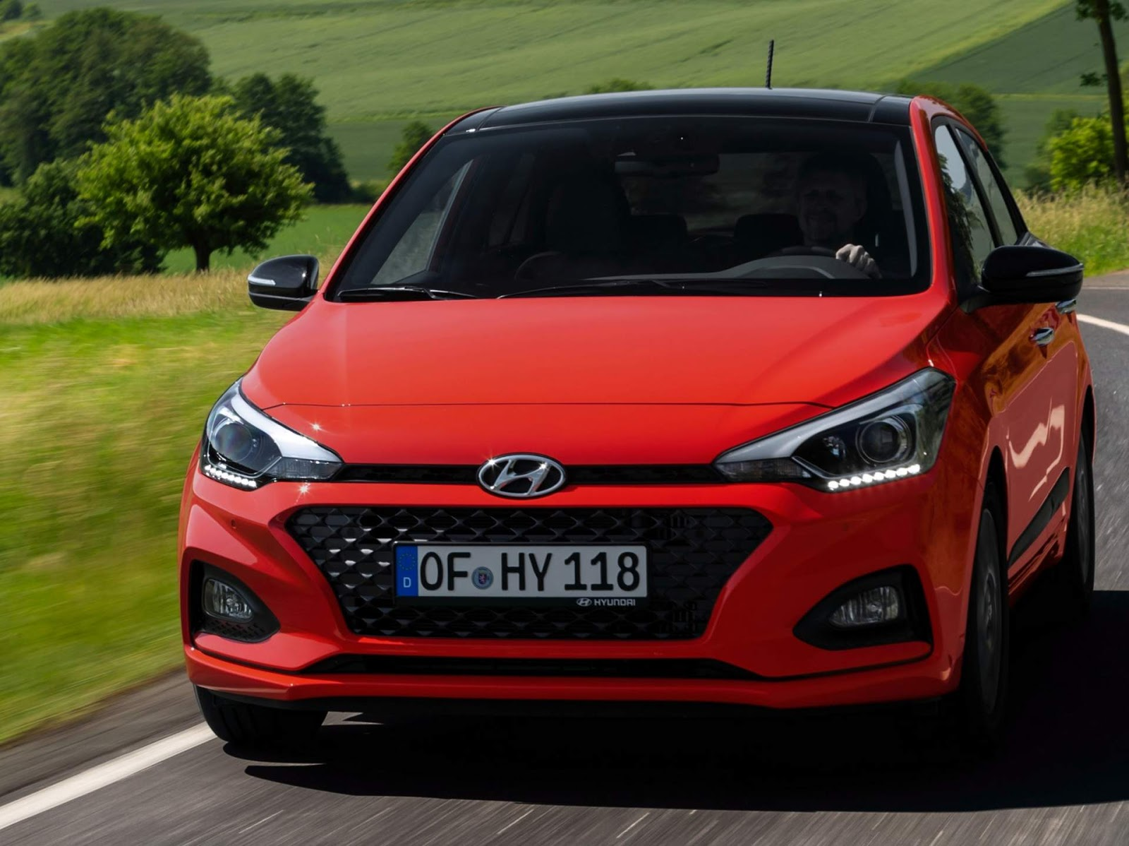Novo Hyundai HB20 2020 terá inspiração do i20 europeu ...