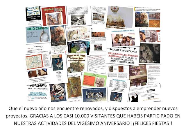 Mosaico Vela Zanetti by Fundación Vela Zanetti