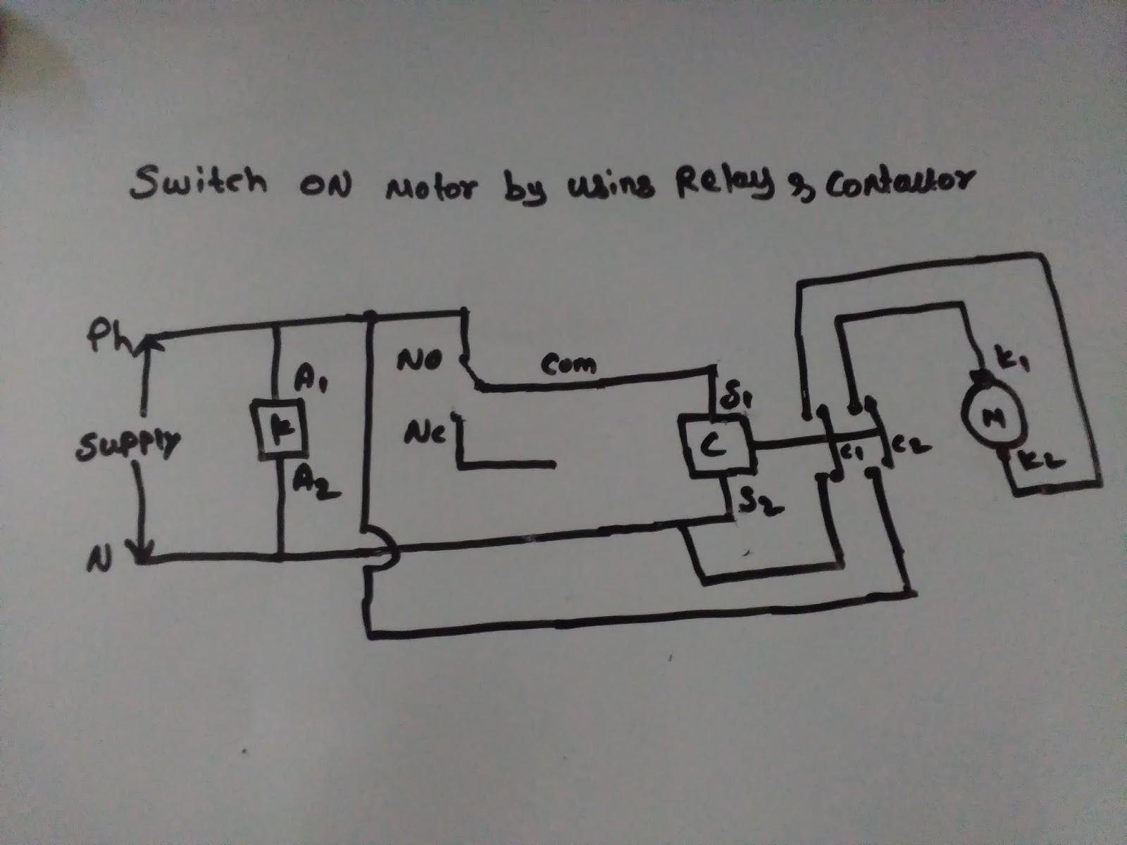 Brushless Dc Motor Animation Start Stop Contactor Wiring Diagram 3