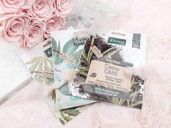 Kneipp Clean Beauty Sheet Masks