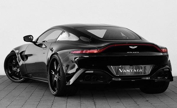 Aston Martin Vantage de Wheelsandmore