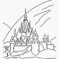 Downloads Frozen Coloring Pages