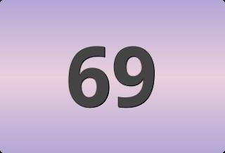 เลขท้ายสองตัวที่ออกบ่อย, เลขท้ายสองตัวที่ออกบ่อย 69