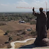 St. Vincent Ferrer giant statue in Pangasinan is the world's tallest bamboo sculpture